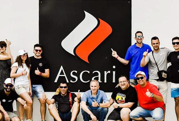 AbarthDay Ascari Abarth Club Barcelona